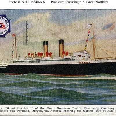 Great Northern Pacific Steamship Company