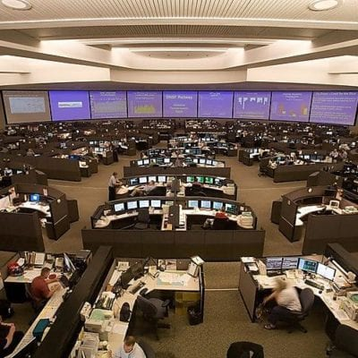 BNSF-network-operations-center