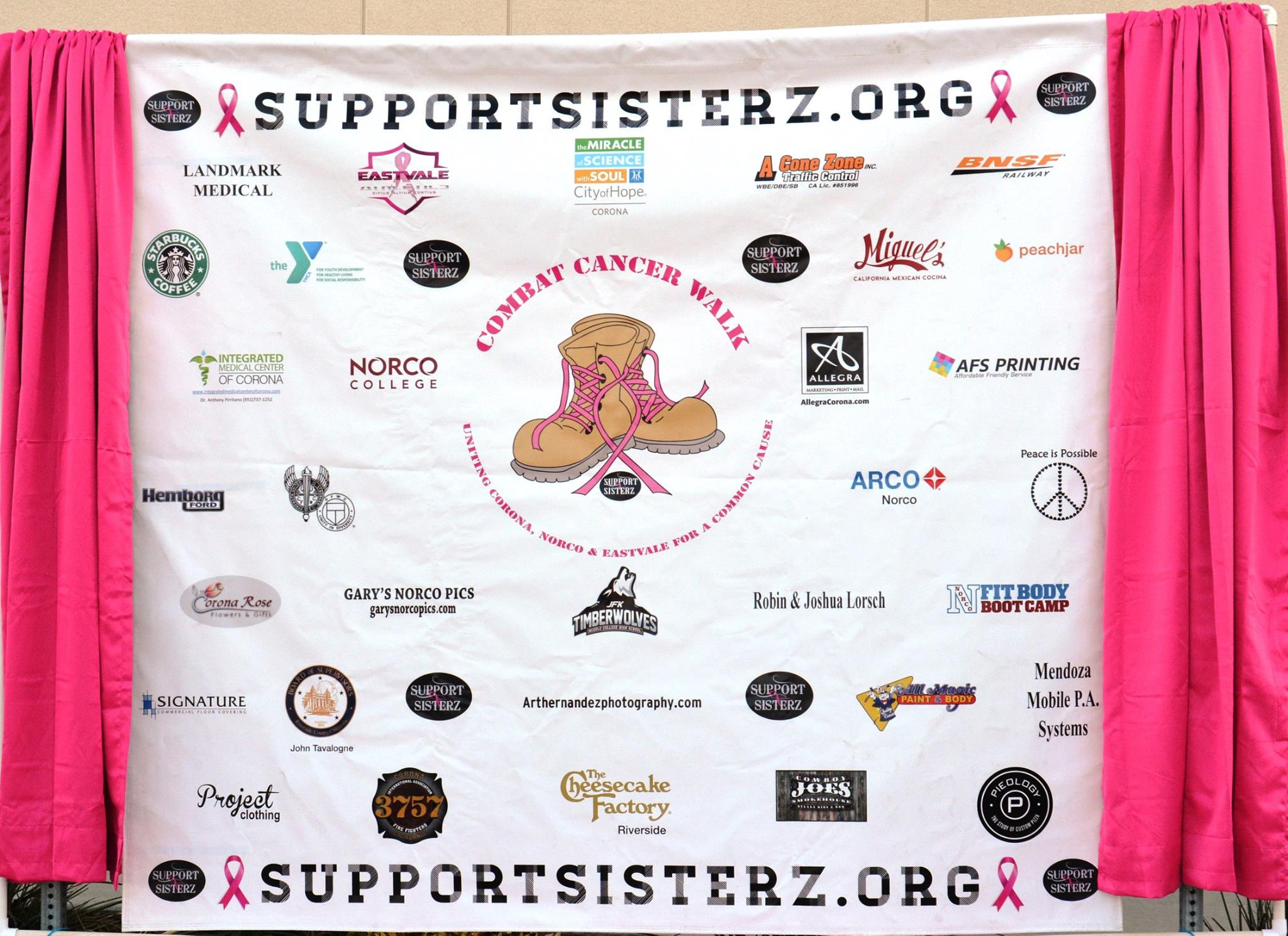 Supportsisterz.org banner