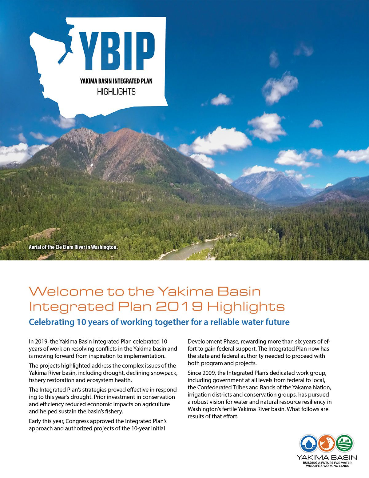 YBIP 2019 Highlights report cover