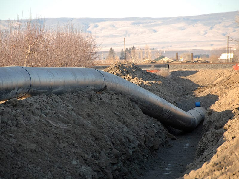 Irrigation Canal Improvements